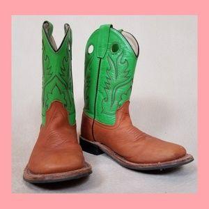 Old West vintage boots